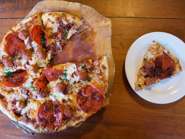 Pizza bypass de Nosferatu