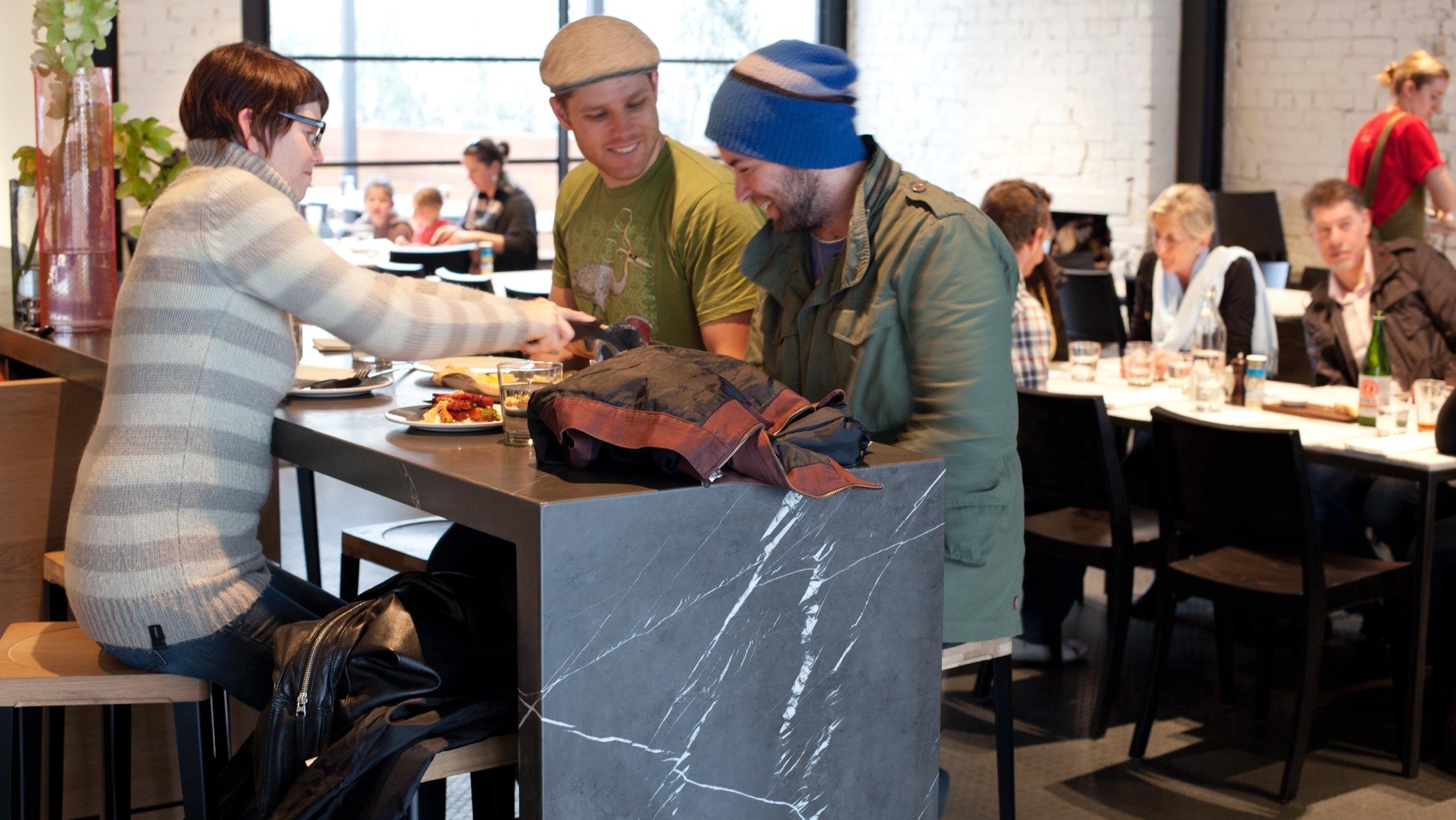 Restaurant Reviews Melbourne Restaurants Time Out Lgs Slim Fit Youth Boy Giant Leap Merah S Photograph Daniel Boud
