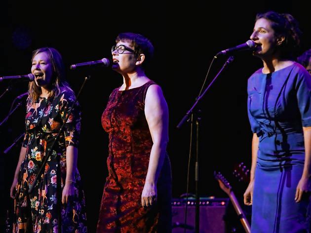 16 Lovers Lane concert at Sydney festival