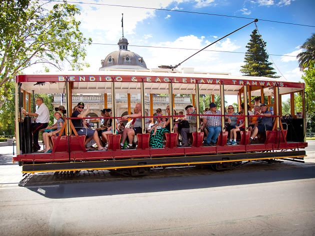 Bendigo Talking Tram Tour