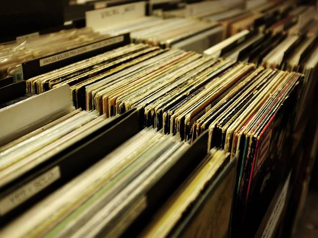 Generic vinyl store 02