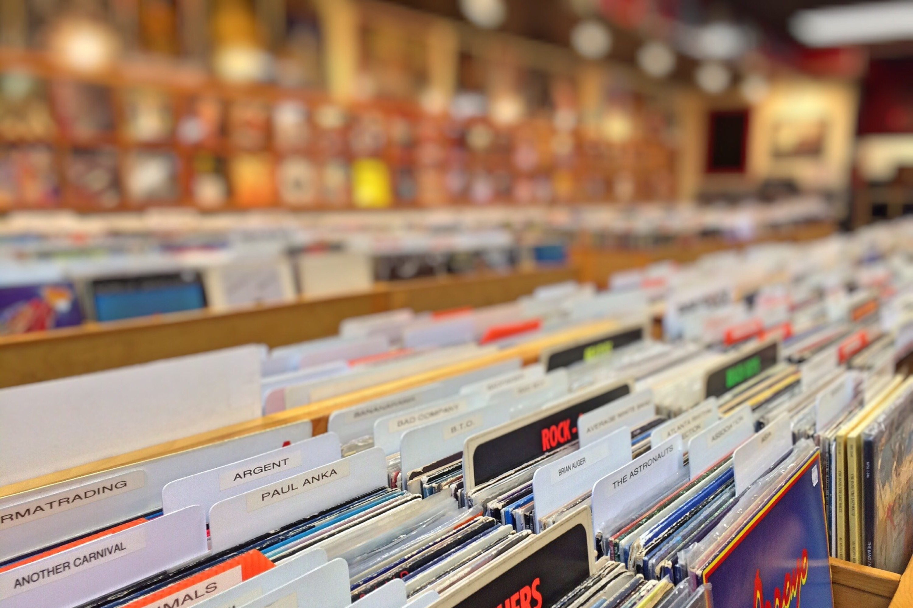The best record stores in Melbourne