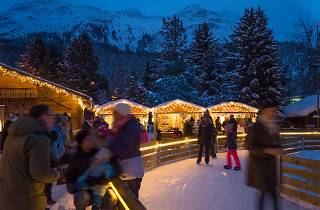 Glatschin ice rink, St Moritz Bad, Time Out Switzerland