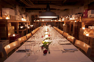 Caduff's Wine Loft, Zurich wine bar, Time Out Switzerland