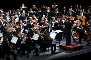 40 años de la Orquesta Filarmónica de la Ciudad de México