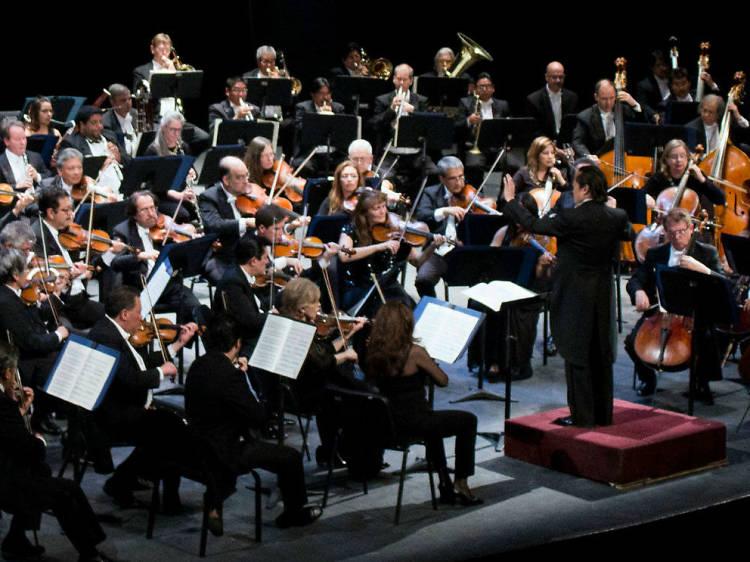 Orquesta Filarmónica de la Ciudad de México: El barroco en Santo Domingo
