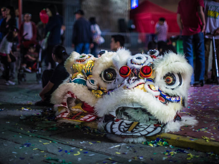 Where to celebrate Chinese New Year in Los Angeles