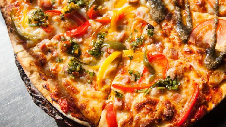 Top 5. Pizzas de la CDMX
