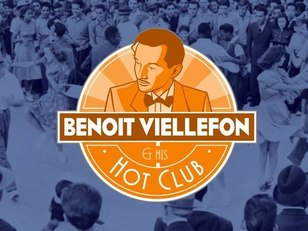 Benoit Viellefon Hot Club