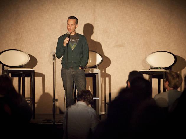 Jimmy Pardo comes to Philadelphia's Helium Comedy Club