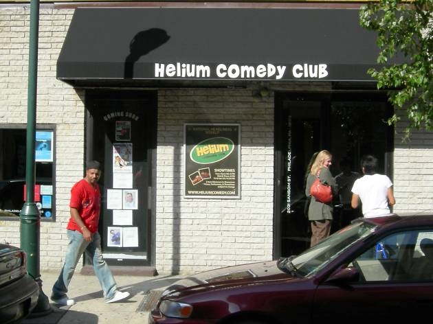 Helium Comedy Club in Philadelphia