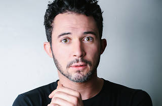 Comedian and magician Justin Willman