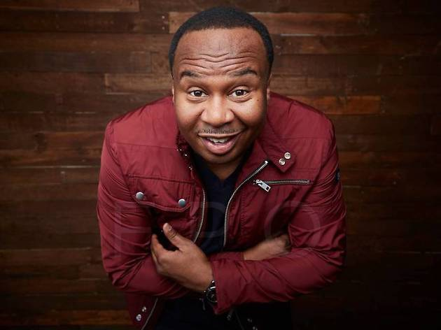 The Daily Show comedian Roy Wood Jr