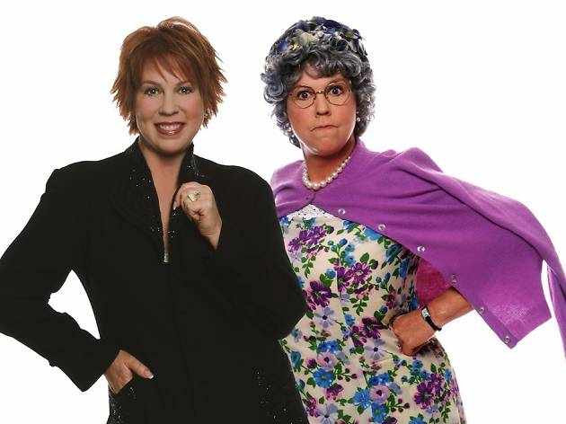 Vicki Lawrence stars as Mama in this two-woman show