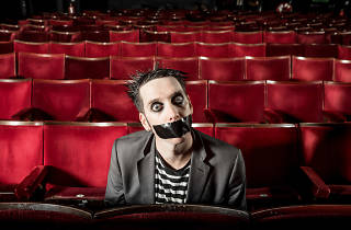 Comedian Tape Face from America's Got Talent