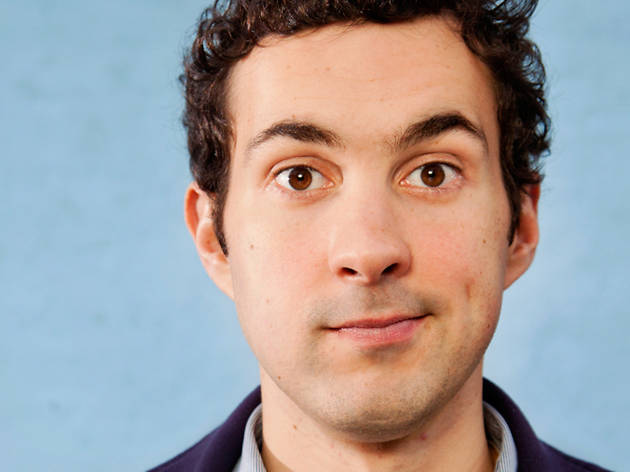 Comedian Mark Normand writes for the Amy Schumer Show
