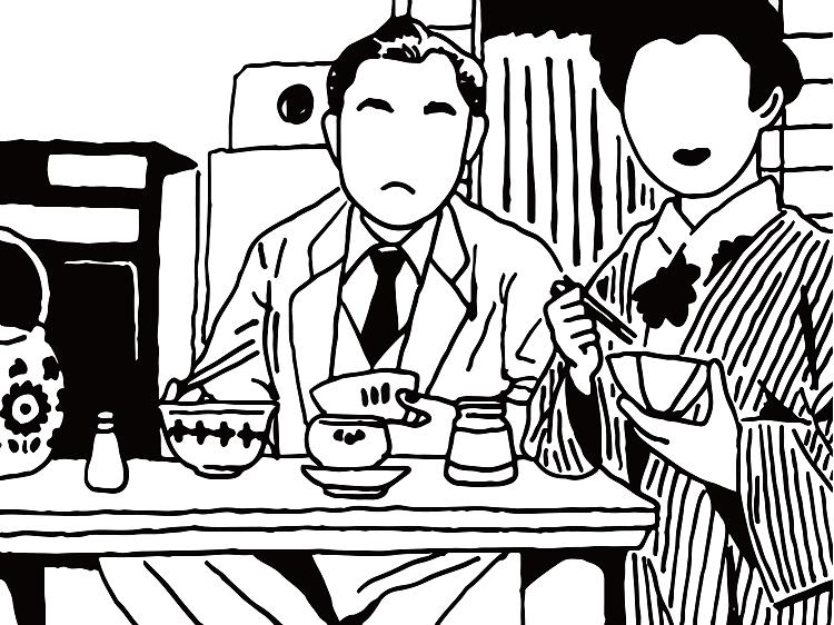 お茶漬けの味(1952年)