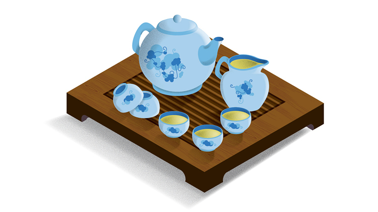 Tea cultures, Chinese