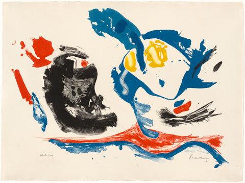 """Helen Frankenthaler Prints: The Romance of a New Medium"""