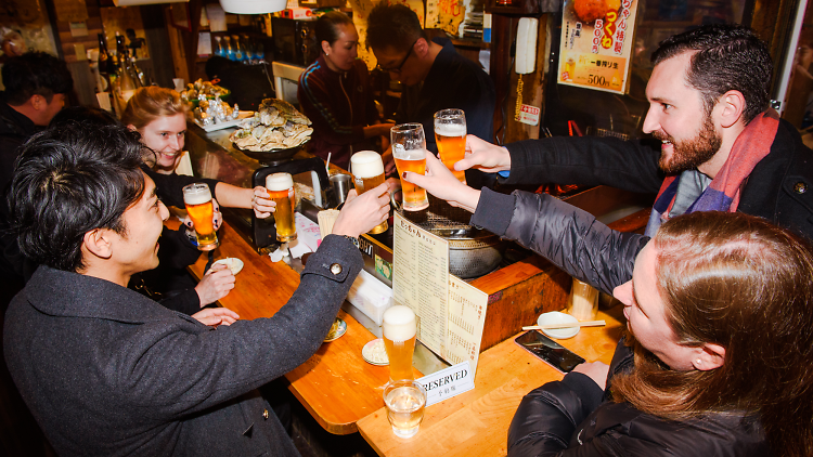 Yokocho bar crawl | Time Out Tokyo
