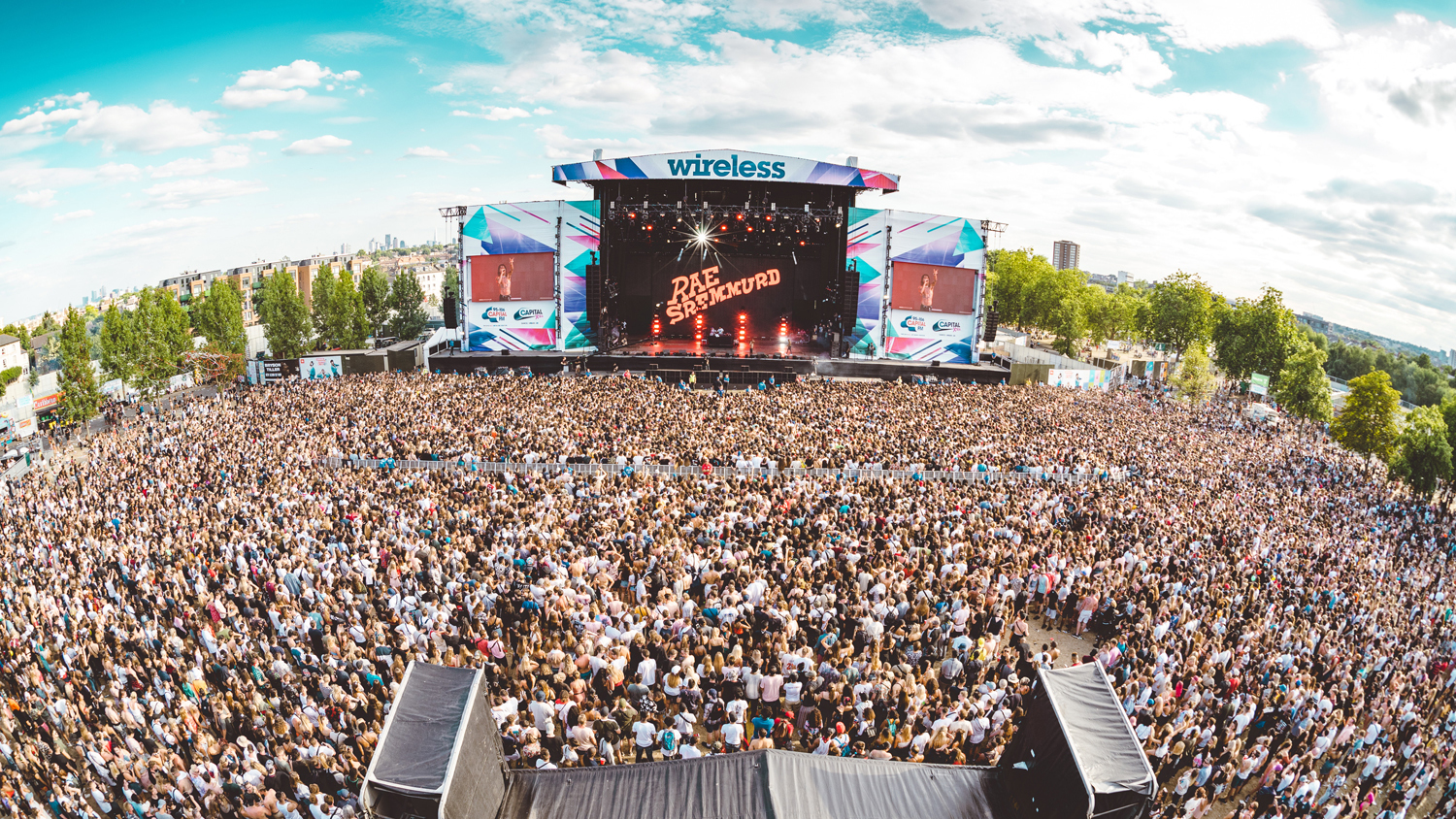 Wireless Festival, 2017
