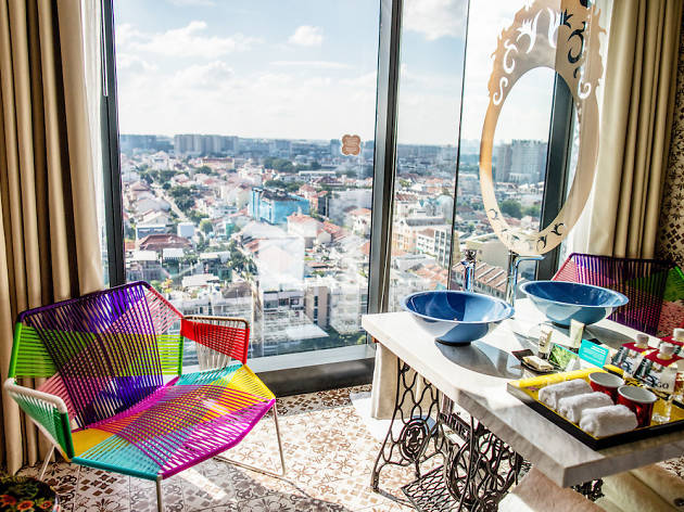 The best cheap hotels in Singapore under $200