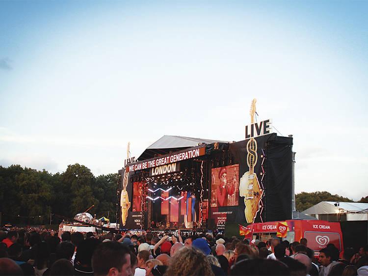 Londres és la ciutat del món amb més concerts