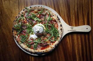 Restaurante, Il pizzaiolo, Cozinha Italiana, Pizza napolitana