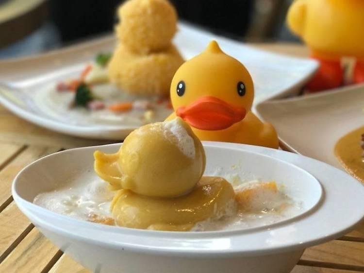打卡必去!香港精選主題餐廳