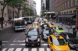 A new plan would jack up the cost of ride sharing in Manhattan