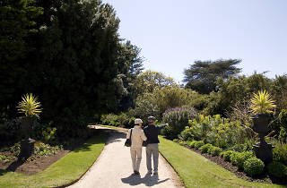 Werribee Park Formal Gardens