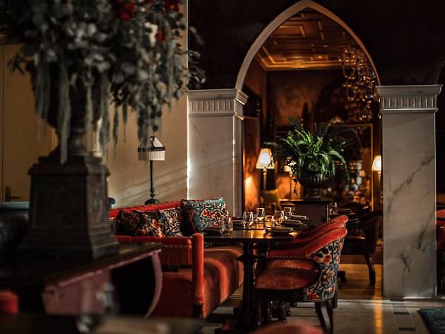 Where to have a romantic Valentine's Day dinner