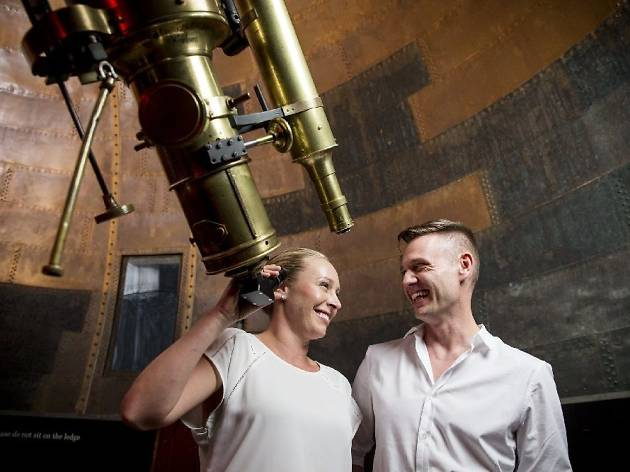 Valentine's Day at Sydney Observatory