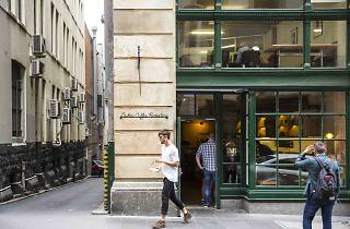 Dukes Coffee Roasters, Finders Lane, Melbourne