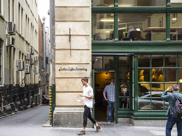 Honourable mention: Flinders Lane