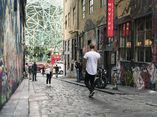 The best laneways and arcades in Melbourne