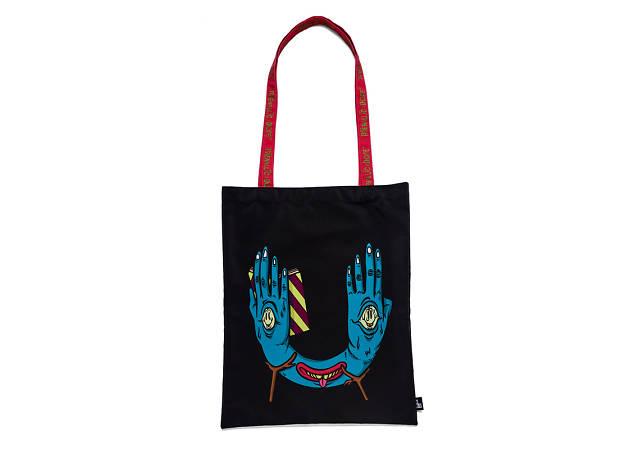 NGV Triennial Hahan tote bag