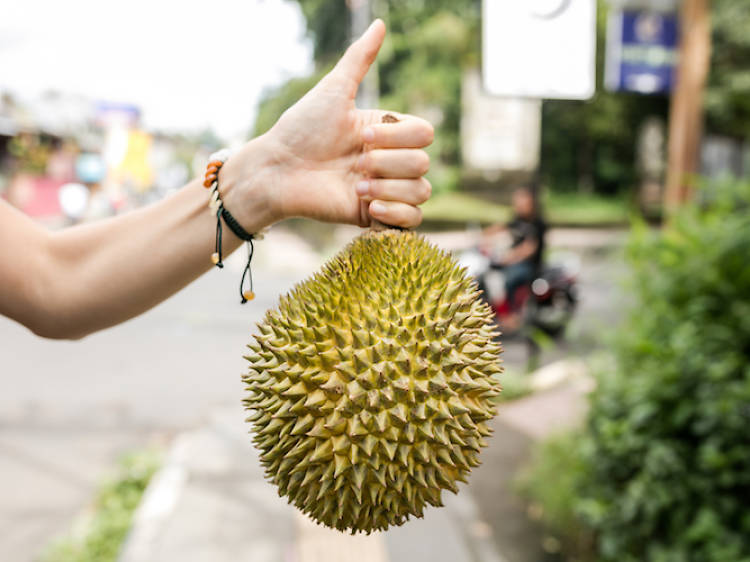 How to pick the best durians?