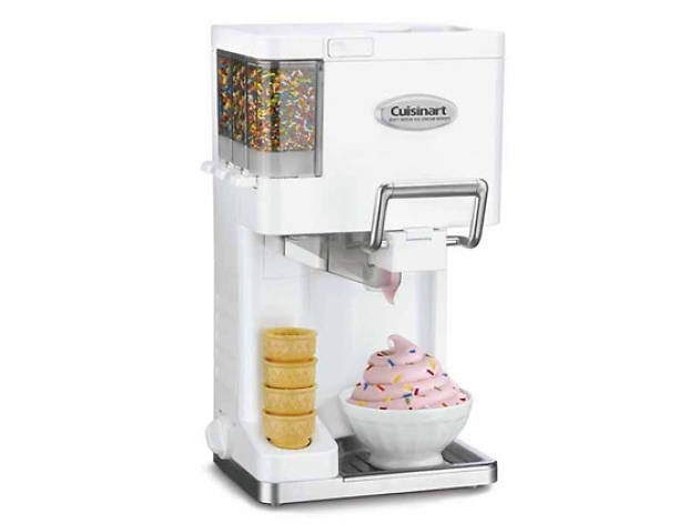 Cuisinart ice cream maker from Tangs