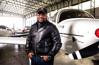 Meet the south London pilot who became the first African to fly around the world