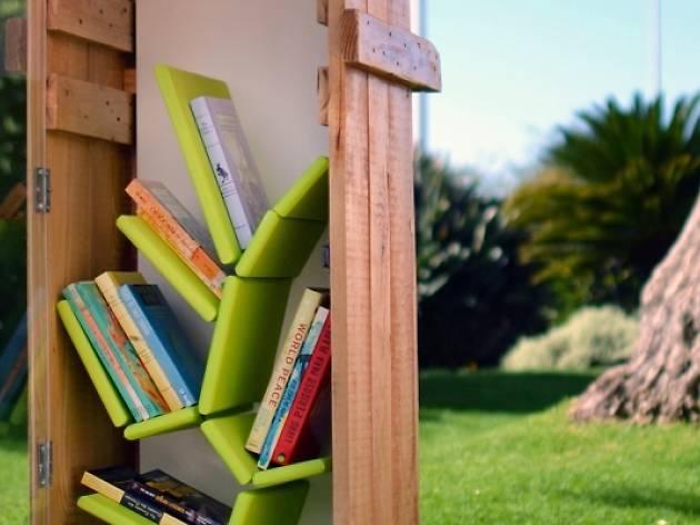 Ler e reler no Jardim das Oliveiras