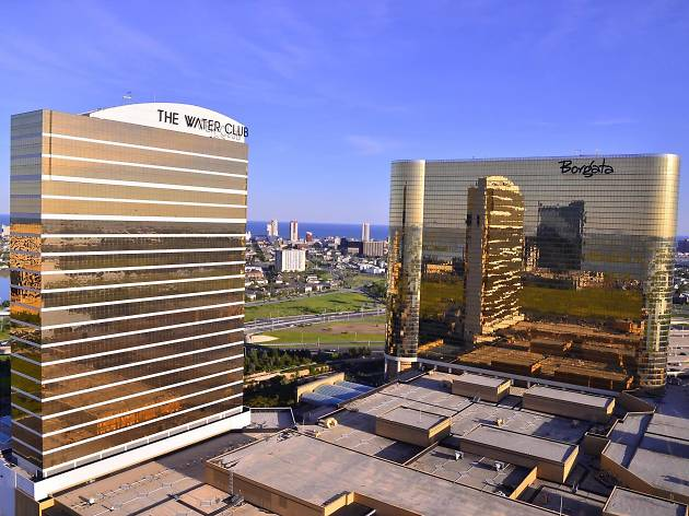 Borgata Hotel Casino Spa Hotels In Philadelphia