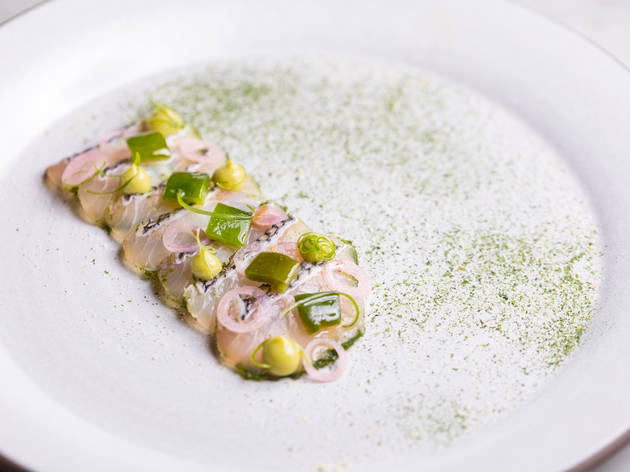 Crudo of the day (Photograph: Jakob N. Layman)