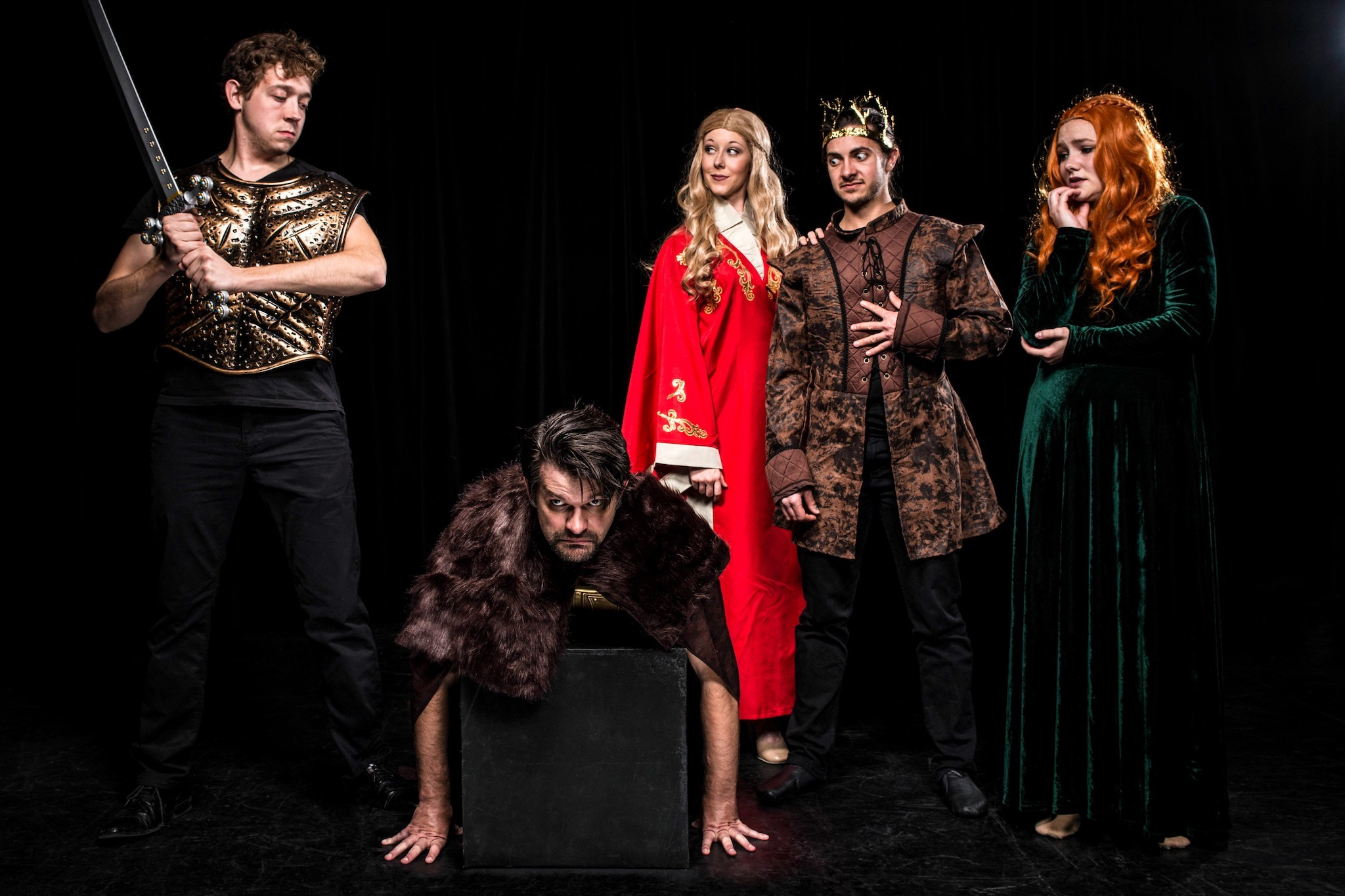 Game of Thrones Parody, Musical Thrones, comes to Philadelphia Theatre Company