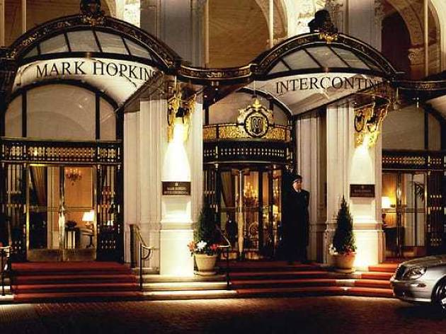 InterContinental Hotel Mark Hopkins San Francisco