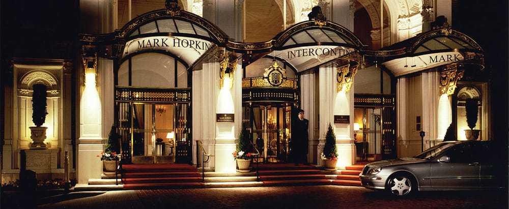 InterContinental Hotel Mark Hopkins San Francisco