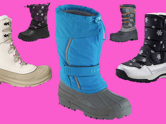 The best winter boots for kids