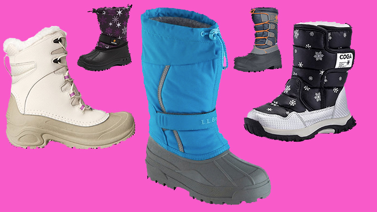 8d4a55d9460 15 Best Winter Boots for Kids of All Ages