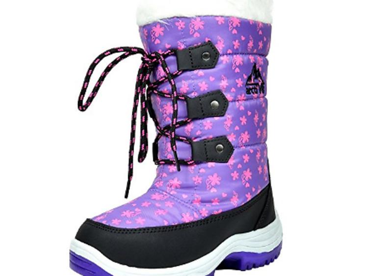 Arctiv8 Nordic Knee-High Winter Snow Boots