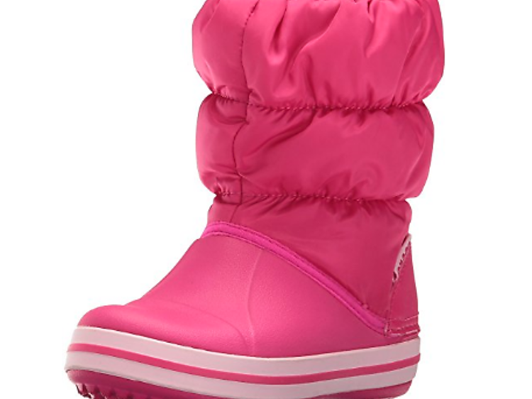 Winter Puff Boot from Crocs